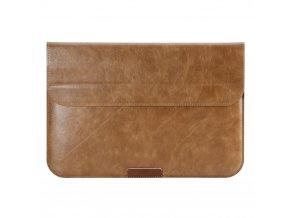 Obal / pouzdro pro MacBook 12 - Rock, Sleeve Brown