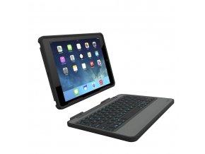 Klávesnice pro Apple iPad Air 2 - ZAGGkeys Rugged Book CZ/SK