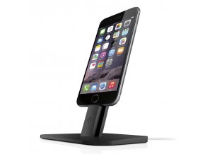 Stojan na iPhone a iPad - TwelveSouth, HiRise Black