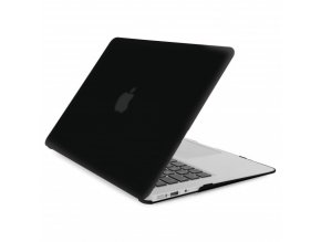 Polykarbonátové pouzdro / kryt na MacBook Air 13- Tucano, Nido Hard Shell - Black