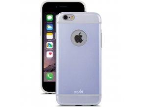 Pouzdro / kryt pro Apple iPhone 6 / 6S - Moshi, iGlaze Lavender Purple - VÝPRODEJ