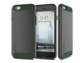 Pouzdro / kryt pro Apple iPhone 6 / 6S - STILMIND, LONDON FOG KHAKI