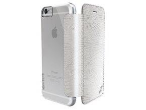 Pouzdro / kryt pro Apple iPhone 6 / 6S - X-DORIA, ENGAGE FOLIO LUX WHITE