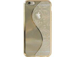 Pouzdro / kryt pro Apple iPhone 6 / 6S - X-DORIA, BALANCE GOLD