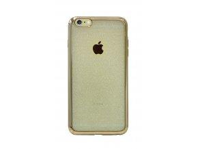 Pouzdro / kryt pro Apple iPhone 6 / 6S - X-DORIA, GLISTEN GOLD