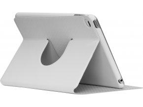 Pouzdro / kryt pro Apple iPad mini 4 - X-DORIA, DASH FOLIO SPIN WHITE