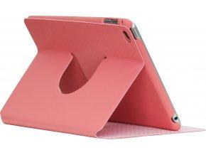 Pouzdro / kryt pro Apple iPad mini 4 - X-DORIA, DASH FOLIO SPIN PINK