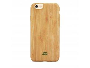 Pouzdro / kryt pro Apple iPhone 6 / 6S - Evutec, Wood SI Bamboo
