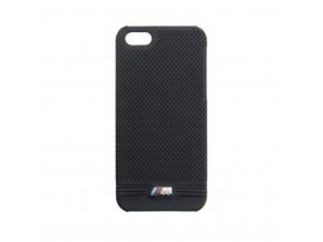 Pouzdro / kryt pro Apple iPhone 5 / 5S / SE - BMW, M Back Black