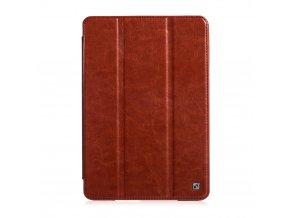 Pouzdro / kryt pro Apple iPad 2 / 3 / 4 - Hoco, Crystal Brown