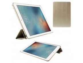 Pouzdro / kryt pro iPad Pro 9.7 - Hoco, Crystal Gold