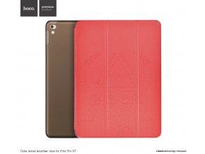Pouzdro / kryt pro iPad Pro 9.7 - Hoco, Cube Red