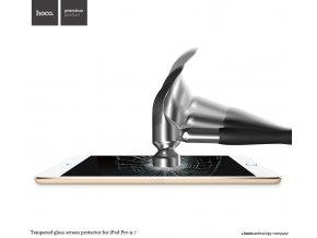Ochranné tvrzené sklo na iPad Pro 9.7 - Hoco, Ghost