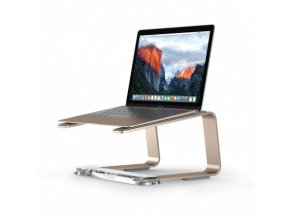 Stojan pro MacBook -  Griffin, Elevator Gold