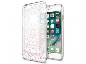 Pouzdro / kryt pro Apple iPhone 6 / 6S - Spigen, Liquid Shine Pink