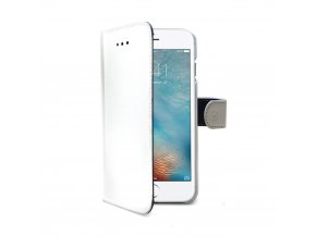 Pouzdro / kryt pro iPhone 7 Plus / 8 Plus - CELLY, Wally White