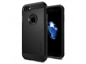 Pouzdro / kryt pro Apple iPhone 7 - Spigen, Tough Armor Black
