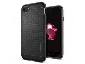Pouzdro / kryt pro Apple iPhone 7 / 8 - Spigen, Neo Hybrid Gunmetal