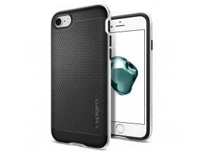 Pouzdro / kryt pro Apple iPhone 7 - Spigen, Neo Hybrid Satin Silver