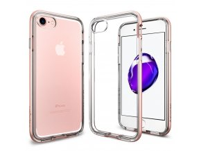 Pouzdro / kryt pro Apple iPhone 7 / 8 - Spigen, Neo Hybrid Crystal Rose Gold