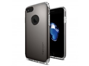 Pouzdro / kryt pro Apple iPhone 7 / 8 - Spigen, Hybrid Armor Gunmetal