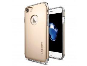 Pouzdro / kryt pro Apple iPhone 7 / 8 - Spigen, Hybrid Armor Champagne Gold