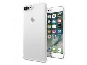 Pouzdro / kryt pro Apple iPhone 7 PLUS - Spigen, Air Skin Soft Clear