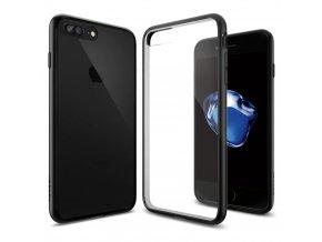 Pouzdro / kryt pro Apple iPhone 7 PLUS - Spigen, Ultra Hybrid Black