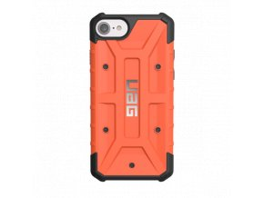 Pouzdro / kryt pro Apple iPhone 8 / 7 / 6s / 6 - UAG, Pathfinder Rust Orange