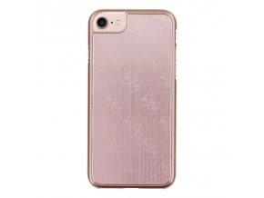 Pouzdro / kryt pro Apple iPhone 8 / 7 / 6s / 6 - Guess, 4G Aluminum Pink
