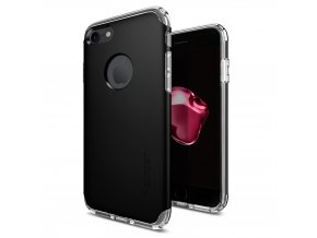 Pouzdro / kryt pro Apple iPhone 7 - Spigen, Hybrid Armor Black