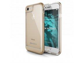 Pouzdro / kryt pro Apple iPhone 7 / 8 - X-DORIA, EVERVUE GOLD