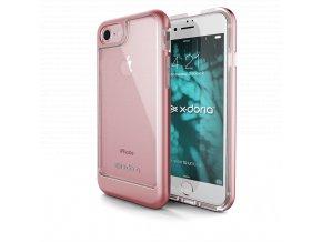 Pouzdro / kryt pro Apple iPhone 7 / 8 - X-DORIA, EVERVUE ROSE GOLD