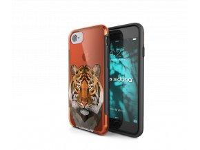 Pouzdro / kryt pro Apple iPhone 7 / 8 - X-DORIA, REVEL TIGER