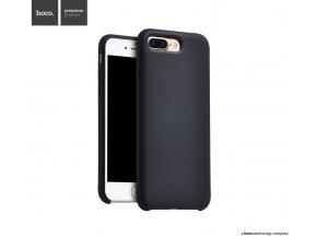 Pouzdro / kryt pro Apple iPhone 7 PLUS - Hoco, Silica Black