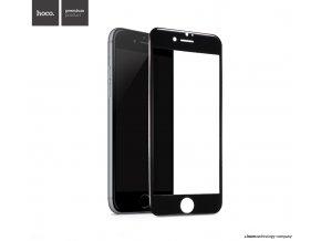 Ochranné tvrzené sklo na iPhone 7 - Hoco, Ghost 3D Black