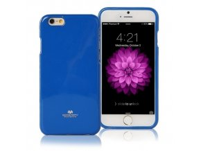 Pouzdro / kryt pro Apple iPhone 7 / 8 - Mercury, Jelly Case Blue