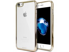 Pouzdro / kryt pro Apple iPhone 7 - Mercury, Ring2 Gold