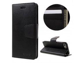 Pouzdro / kryt pro iPhone 7 - Mercury, Sonata Diary Black