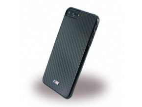 Pouzdro / kryt pro iPhone 7 Plus - BMW, Carbon Inspiration Black