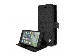 Pouzdro / kryt pro iPhone 7 PLUS / 8 PLUS - BMW, Hexagon Book Black