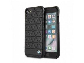 Pouzdro / kryt pro iPhone 8 / 7 / 6s / 6 - BMW, Hexagon Back Black