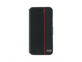 Pouzdro / kryt pro iPhone 7 - BMW, M-Collection Book Black