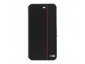 Pouzdro / kryt pro iPhone 7 Plus - BMW, M-Collection Book Black