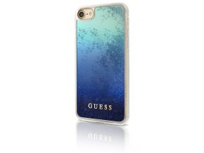 Pouzdro / kryt pro Apple iPhone 7 / 6s / 6 - Guess, Degrade Blue