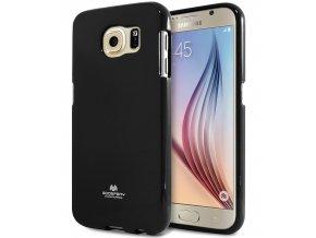 Pouzdro / kryt pro Samsung Galaxy S6 - Mercury, Jelly Black