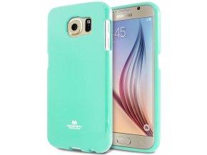 Pouzdro / kryt pro Samsung Galaxy S6 - Mercury, Jelly Mint