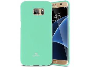 Pouzdro / kryt pro Samsung Galaxy S7 EDGE - Mercury, Jelly Mint