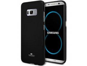 Pouzdro / kryt pro Samsung Galaxy S8 - Mercury, Jelly Black