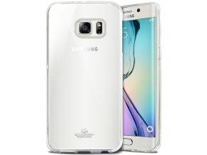 Pouzdro / kryt pro Samsung Galaxy S6 EDGE - Mercury, Jelly Transparent